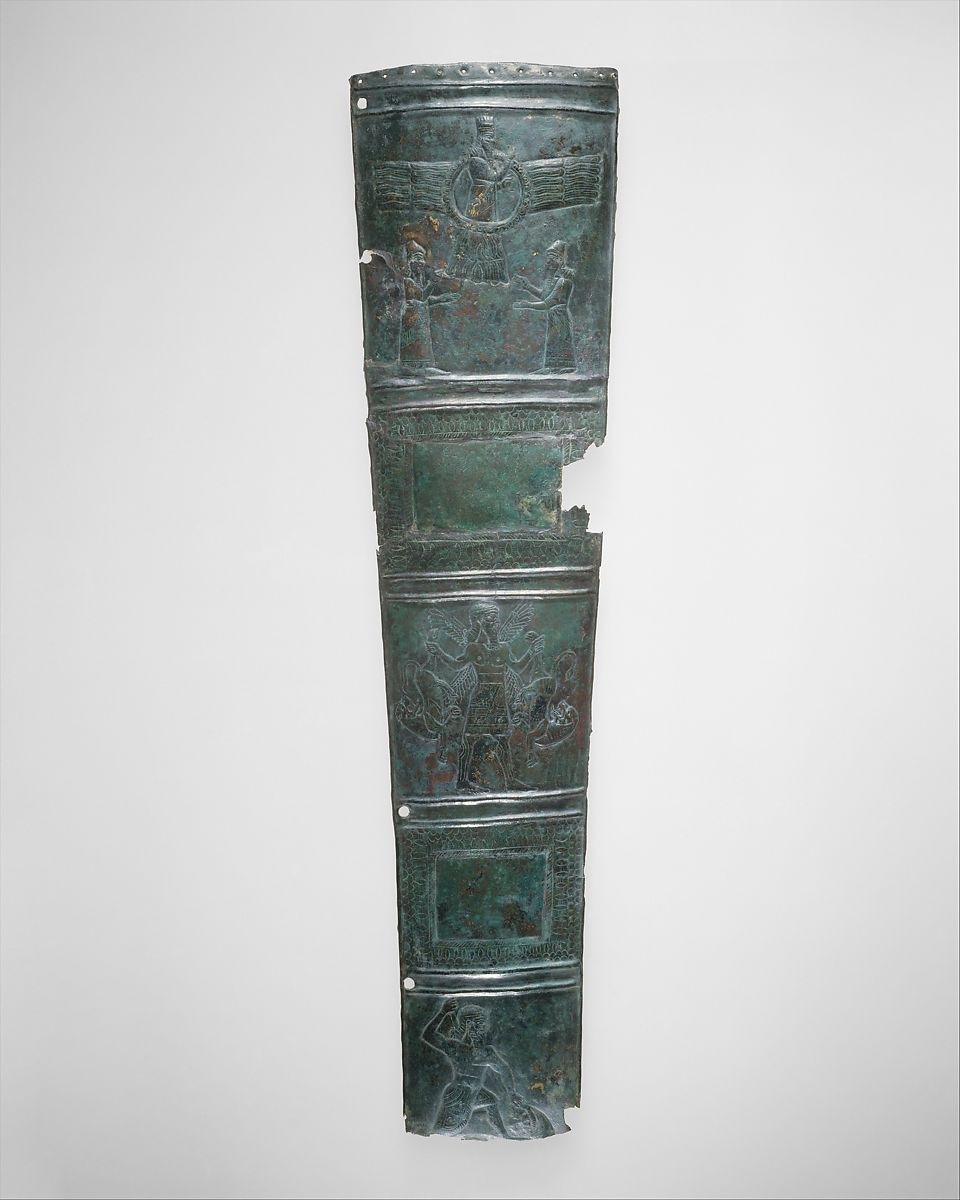 Quiver cover | Iron Age, Neo-Assyrian | The Met