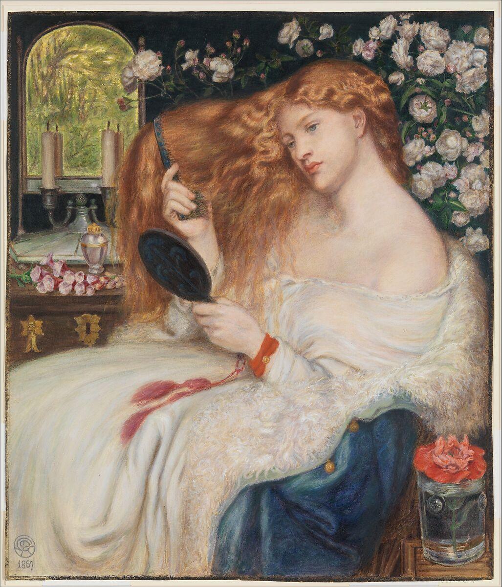 Dante Gabriel Rossetti Lady Lilith The Met