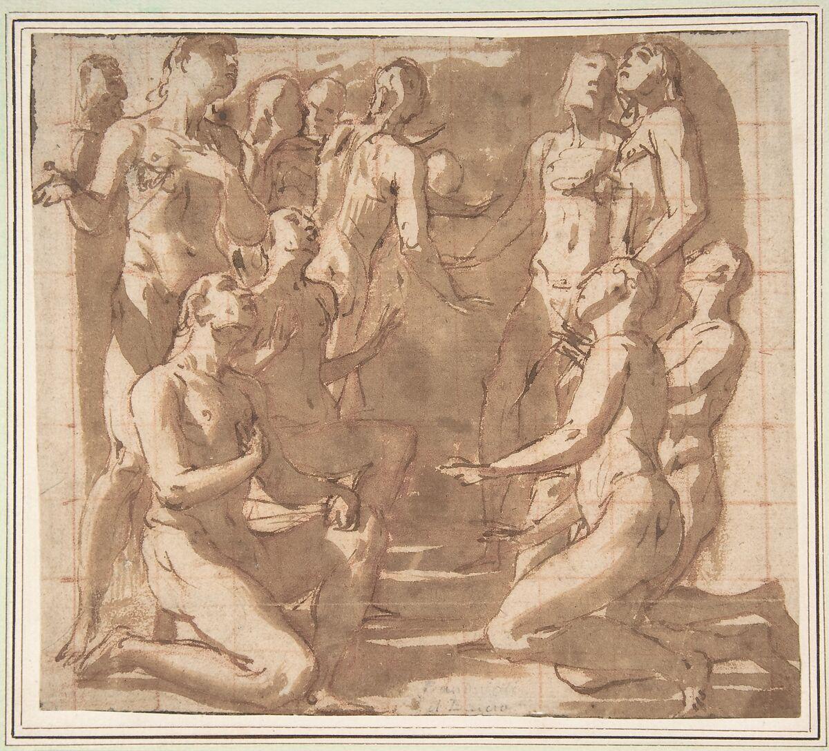 Group male nude art — img 13