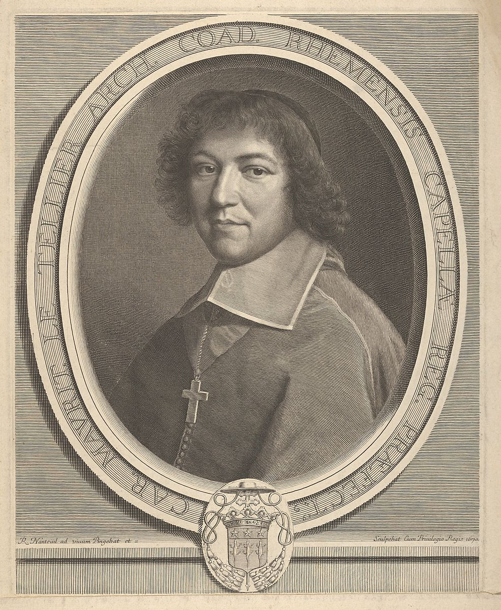 Robert Nanteuil | Charles-Maurice Le Tellier | The Met
