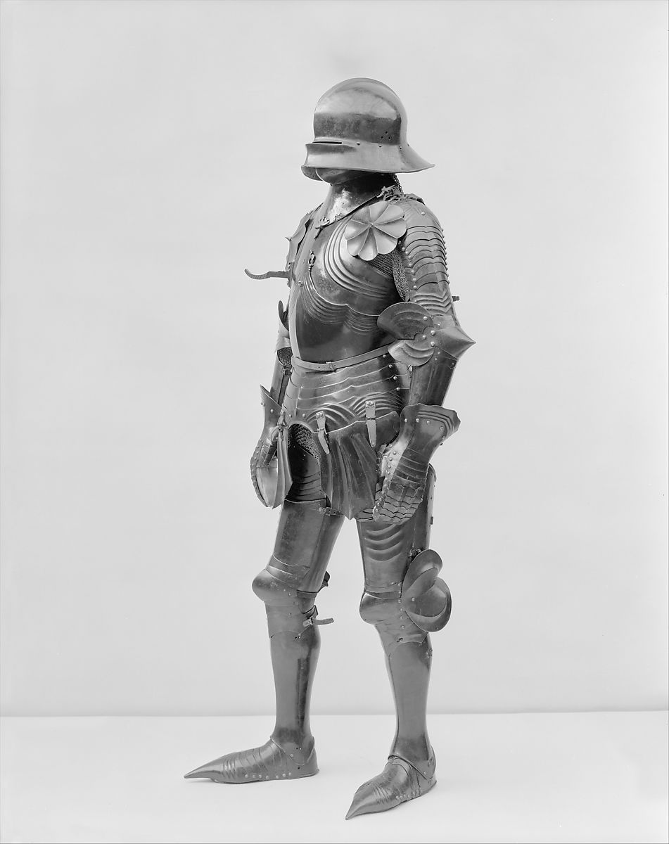 Gothic Armor | German and Italian | The Met