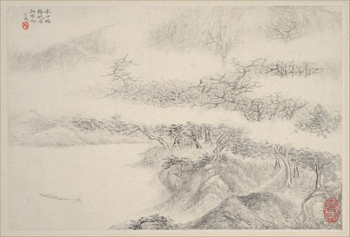 Zhang Feng | Landscapes | China | Ming dynasty (1368–1644