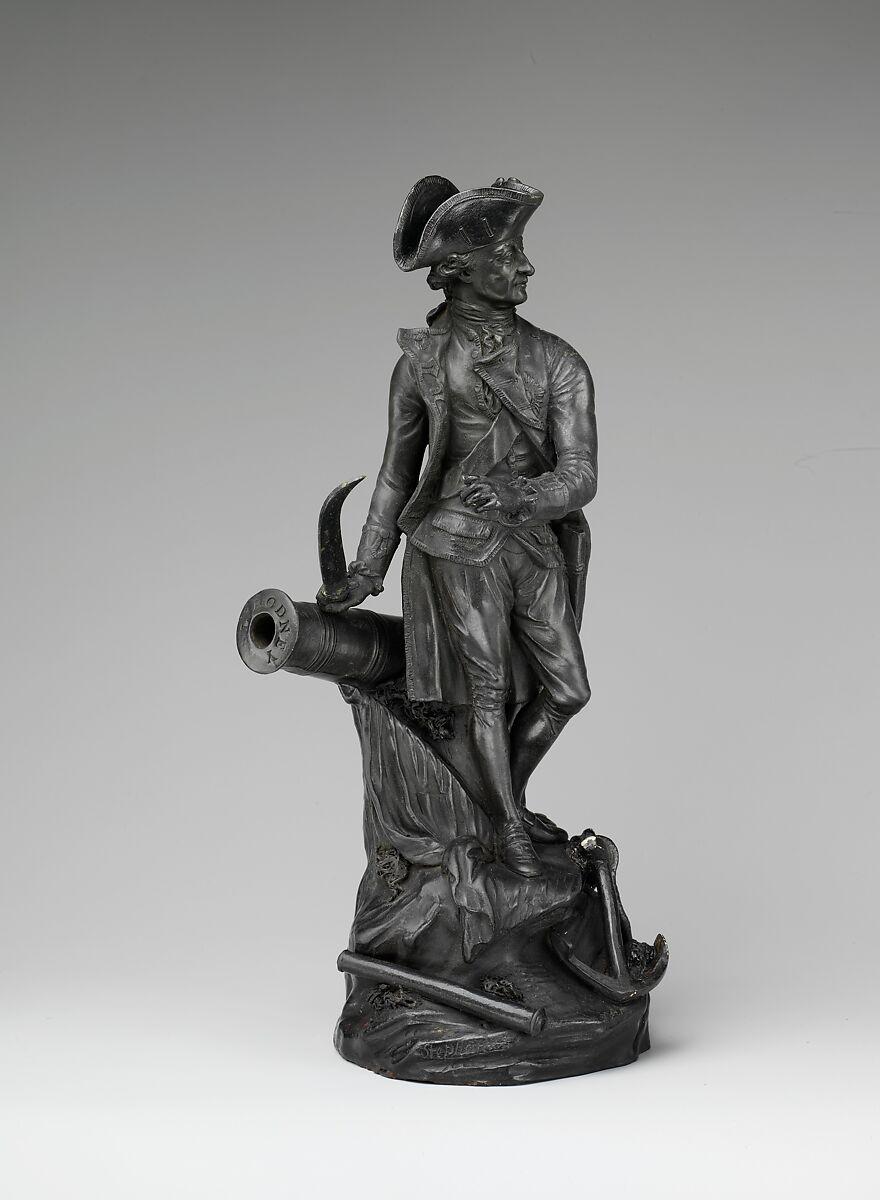 Pierre Stephan | Figure of Admiral George Rodney | British (American market) | The Met