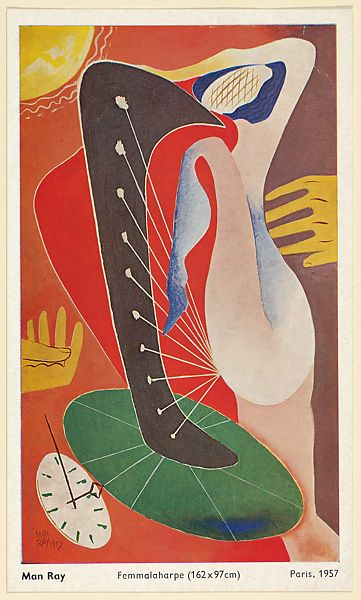 Man Ray | Greeting Card | The Met
