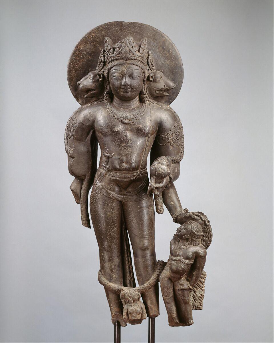 Vaikuntha Vishnu India Jammu Amp Kashmir Ancient Kingdom