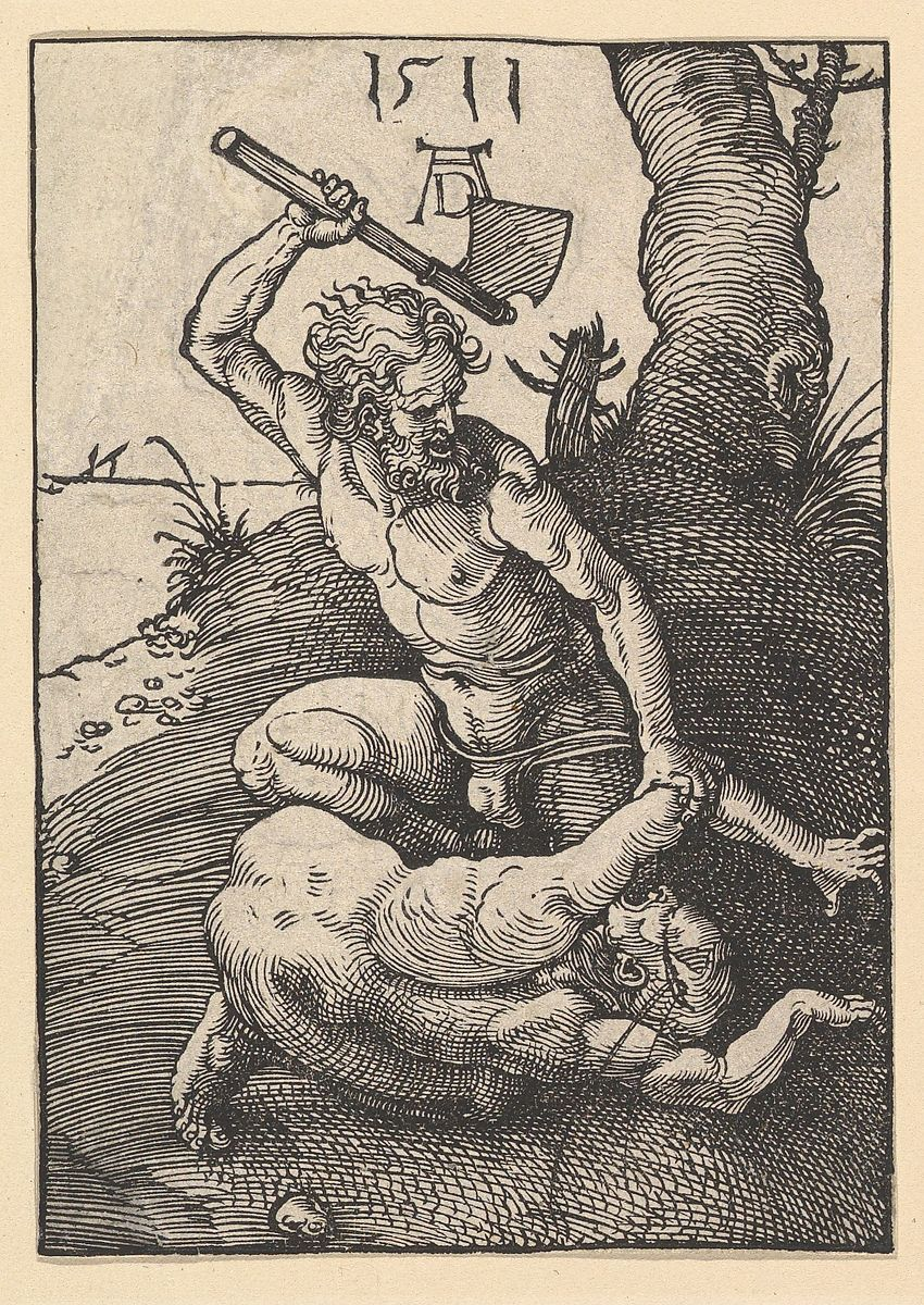 What Cain killed Abel 13