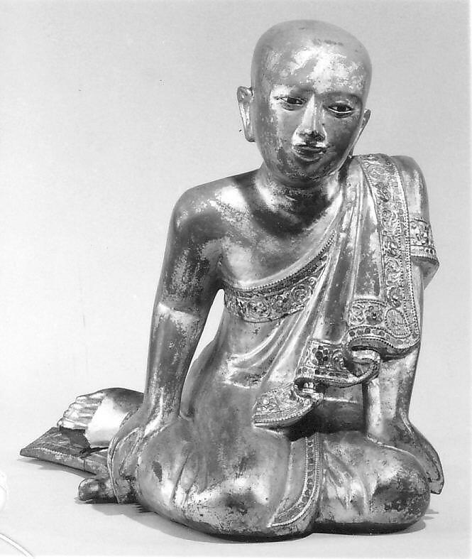 Seated Ananda | Burma | The Met