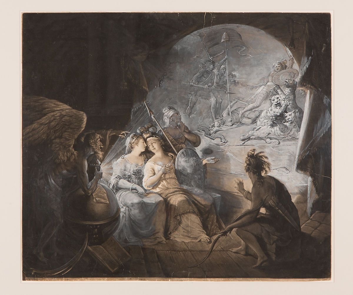 John Dixon The Tea Tax Tempest The Oracle The Met