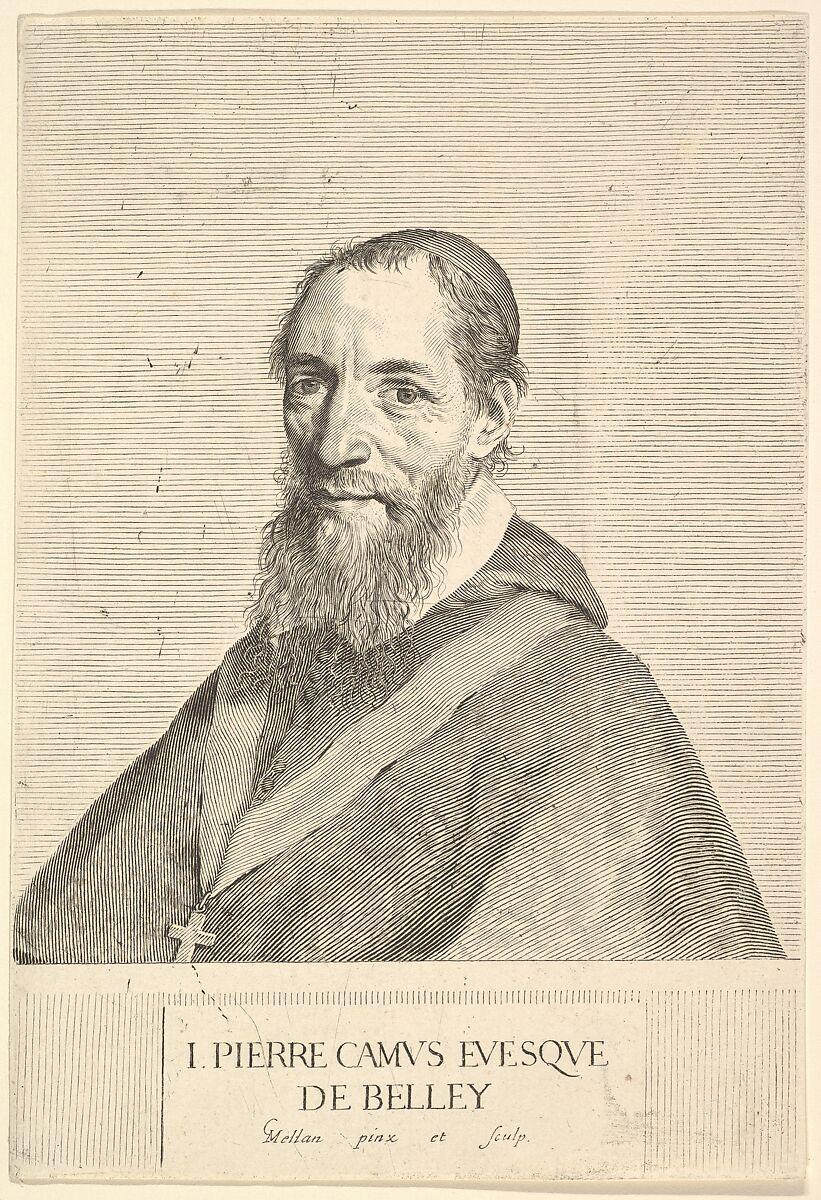 Claude Mellan | Jean-Pierre Camus, Bishop of Belley | The Met