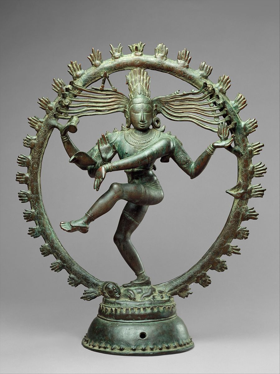 Shiva as Lord of Dance (Nataraja) | Indian (Tamil Nadu