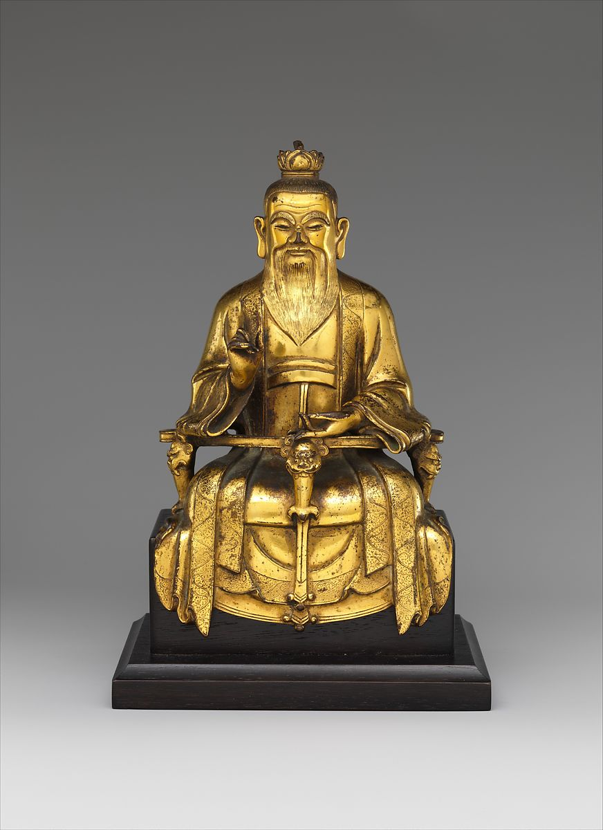 Chen Yanqing | Daoist immortal Laozi | China | Ming dynasty (1368–1644) | The Met