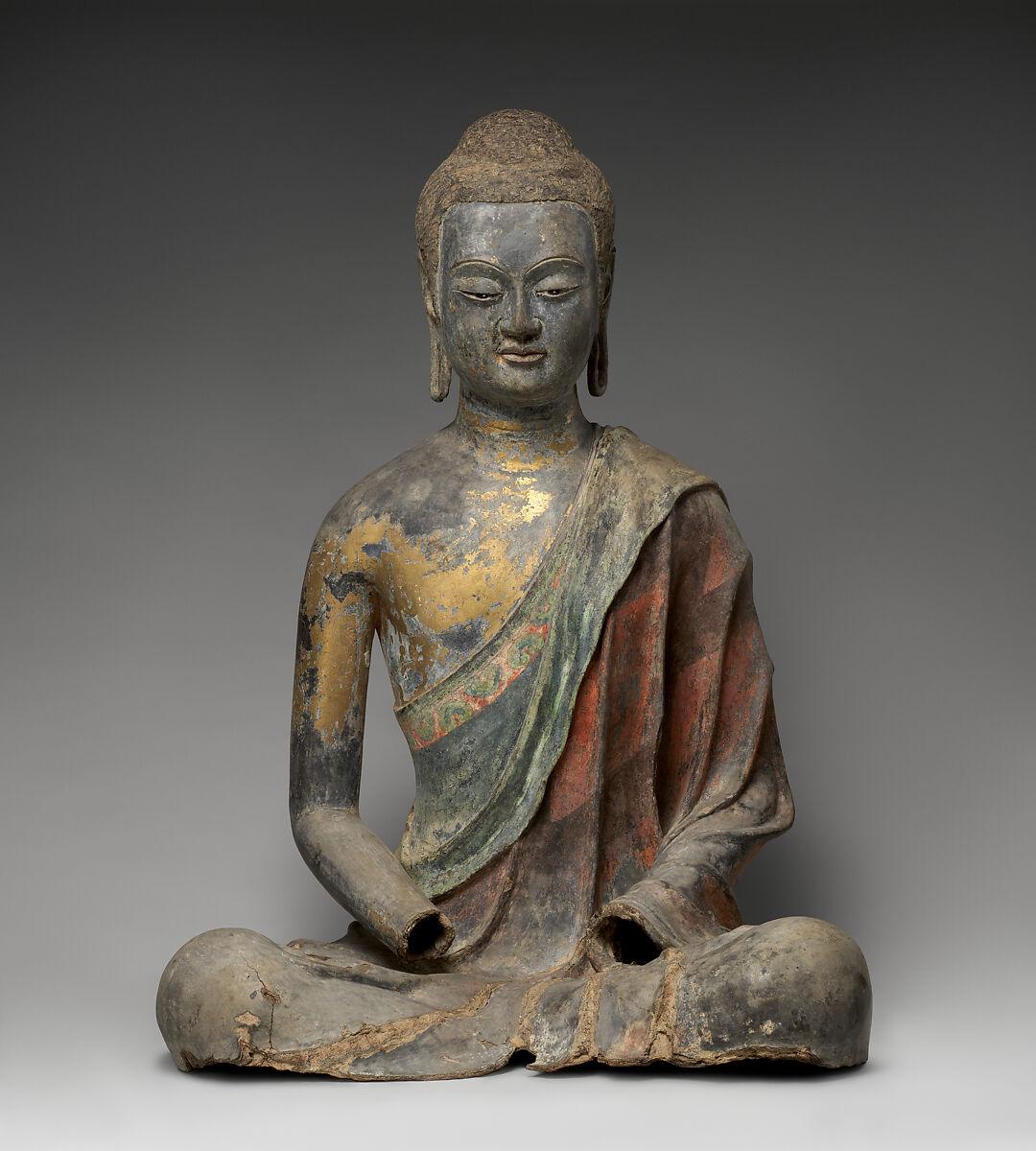 buddha probably amitabha amituofo china tang