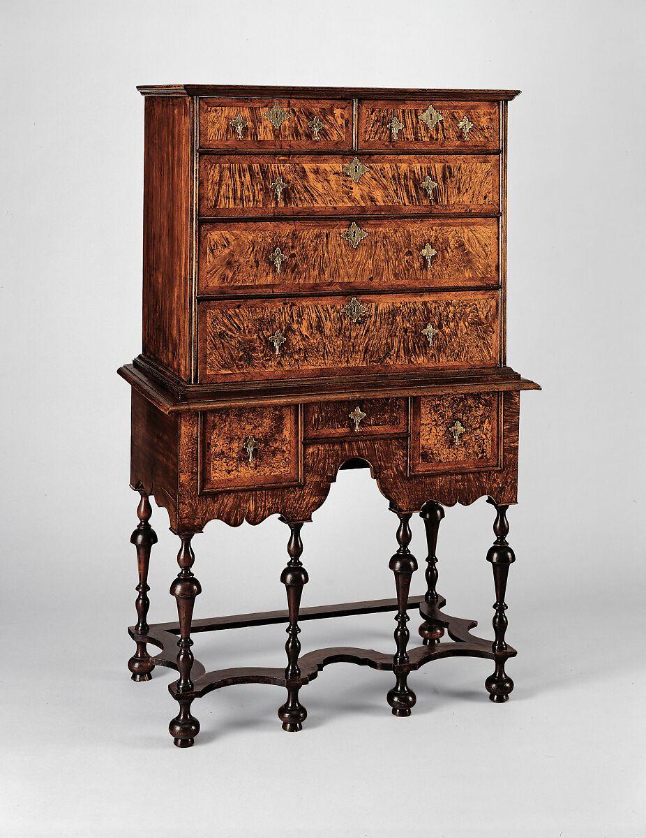 American Furniture 1620 1730 The