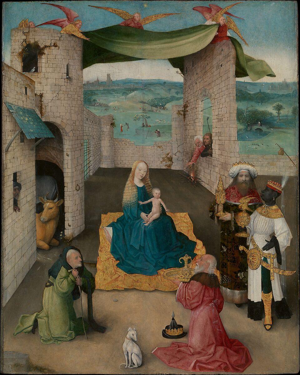 Artist Jerome Bosch: Paintings 33