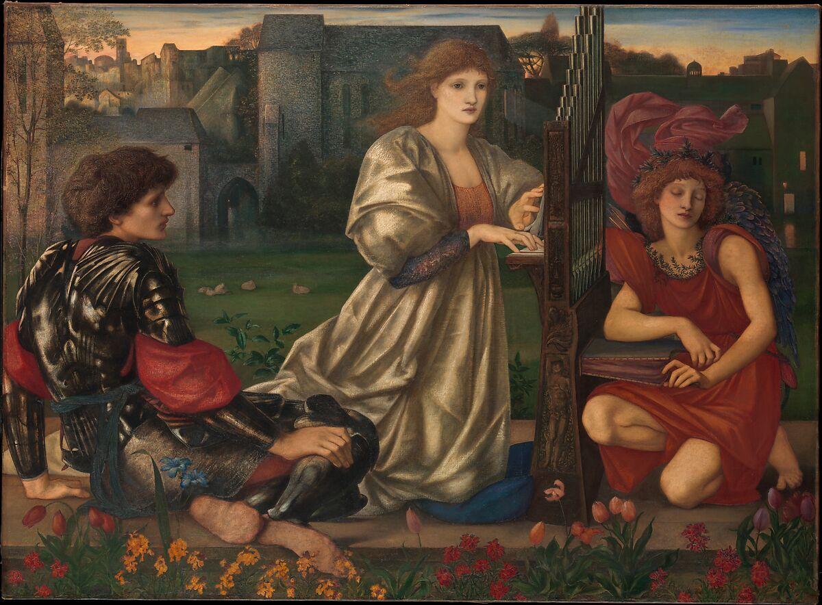 Sir Edward Burne-Jones | The L...
