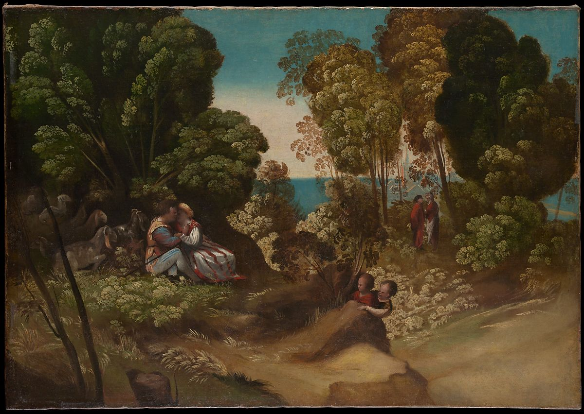 c5710406 Dosso Dossi (Giovanni de Lutero) | The Three Ages of Humans | The Met