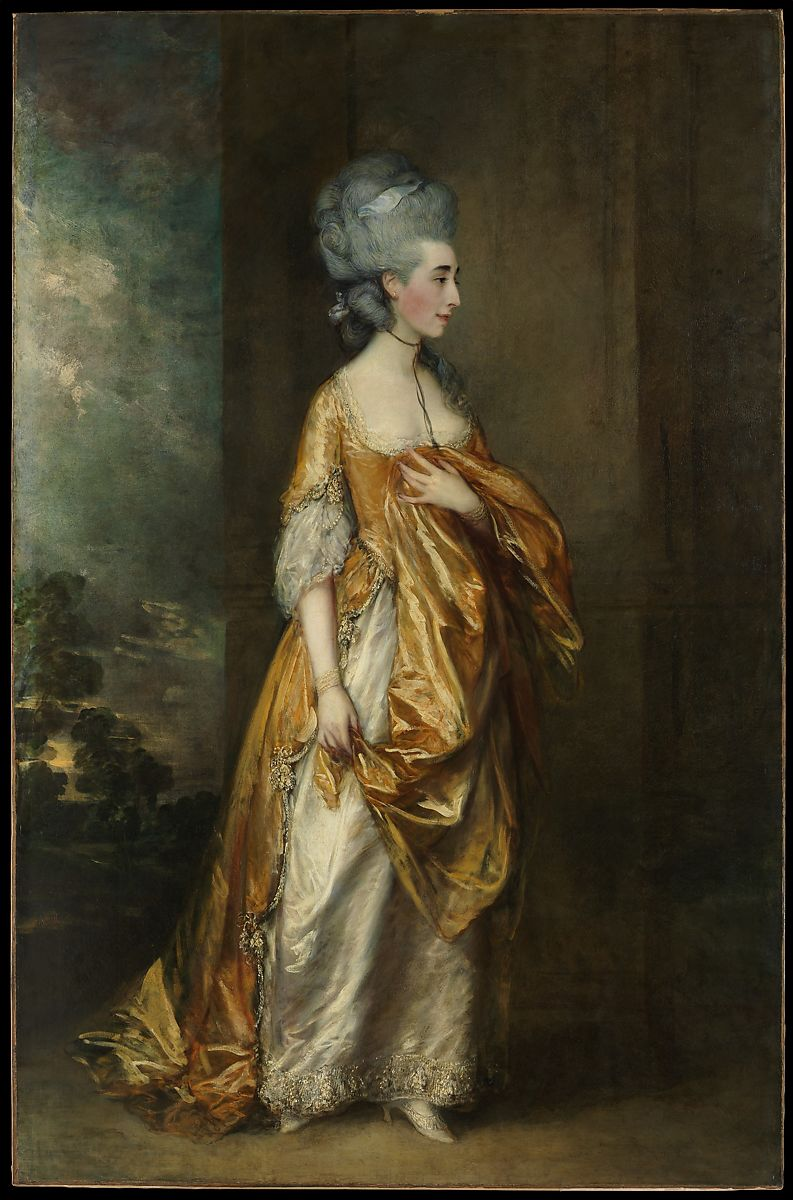 Thomas Gainsborough | Mrs. Grace Dalrymple Elliott (1754?–1823) | The Met