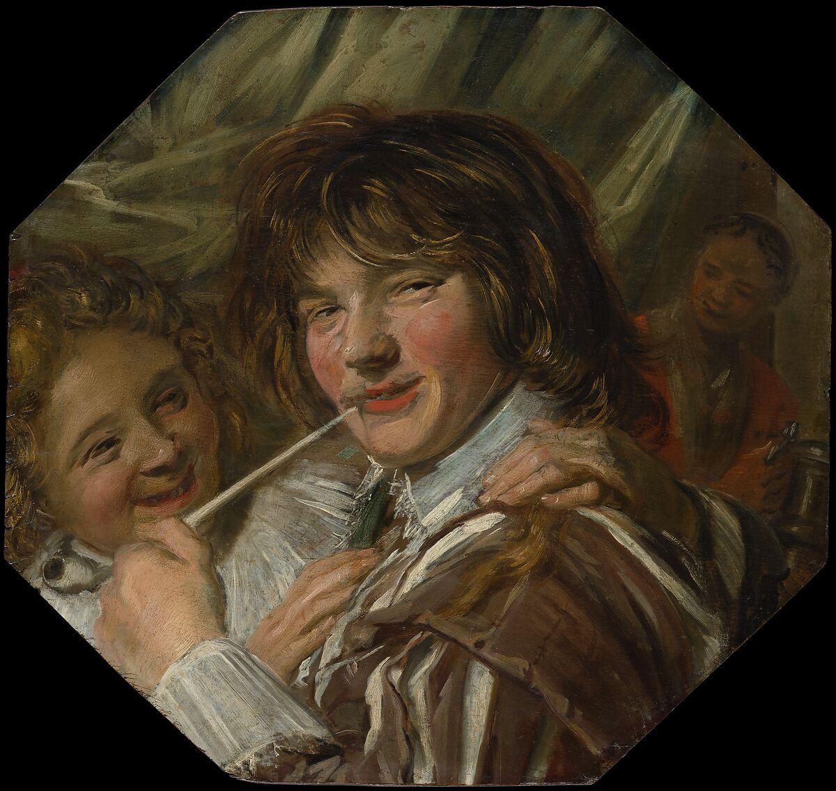 Frans Hals The Smoker The Met