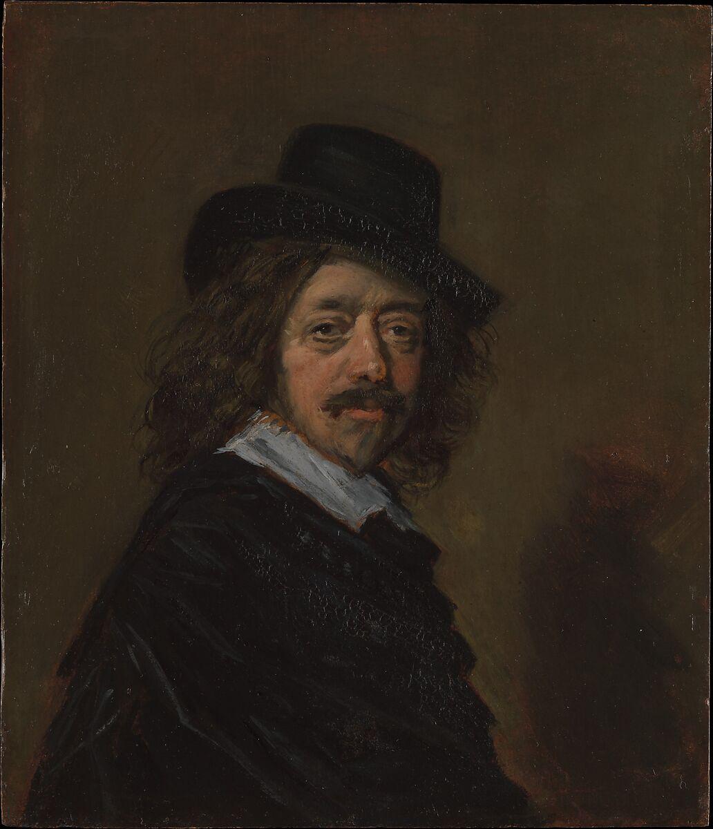 フランス・ハルス(1582 / 83–1666)、フランス・ハルス(オランダ、17世紀)の後にコピー、木に油彩