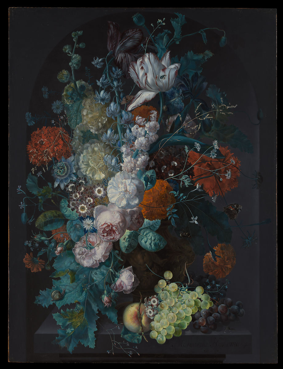 Metropolitan Museum of Art & Margareta Haverman | A Vase of Flowers | The Met