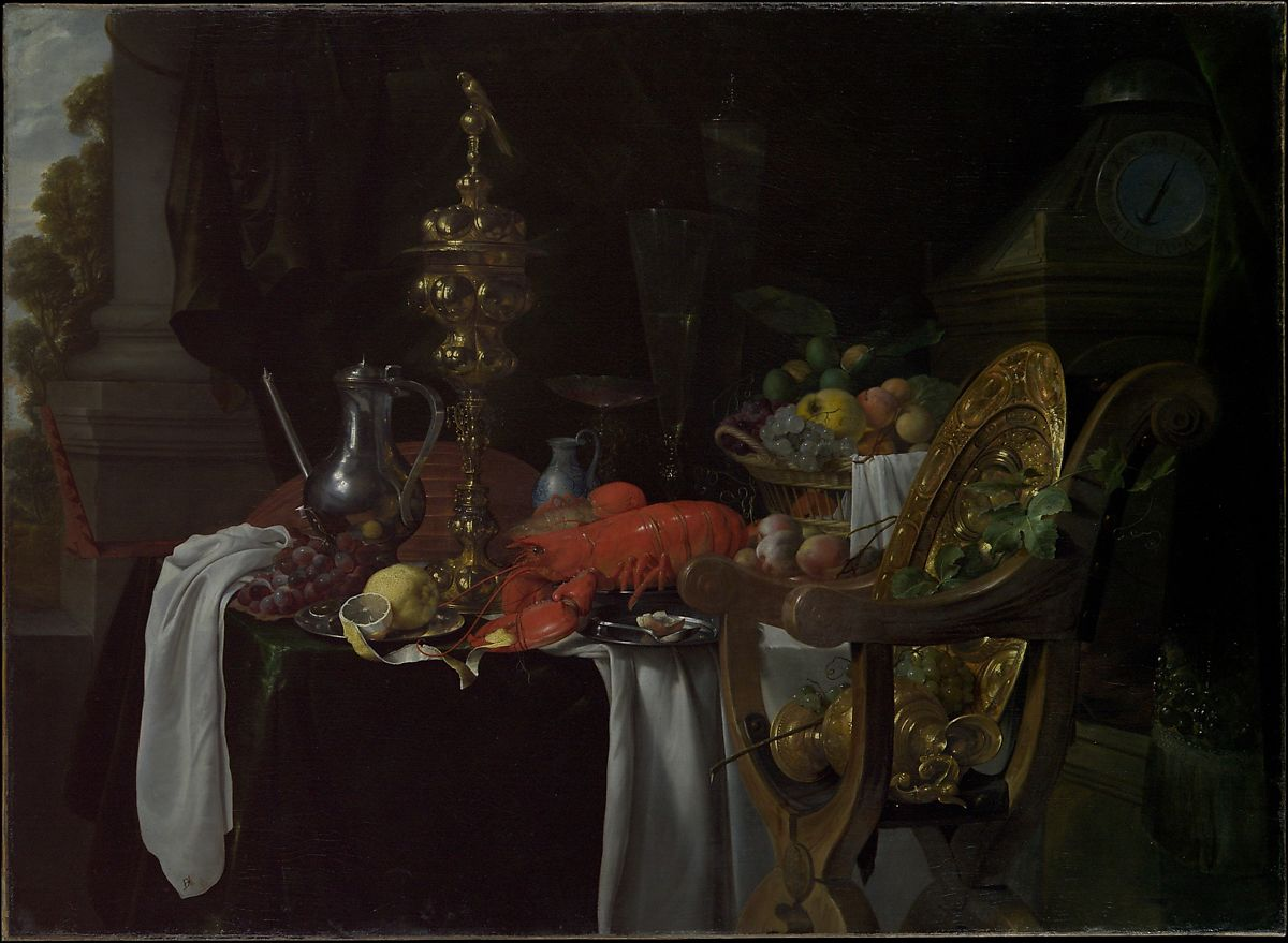 Still Life Painting In Northern Europe 1600 1800 Essay The Metropolitan Museum Of Art Heilbrunn Timeline Of Art History
