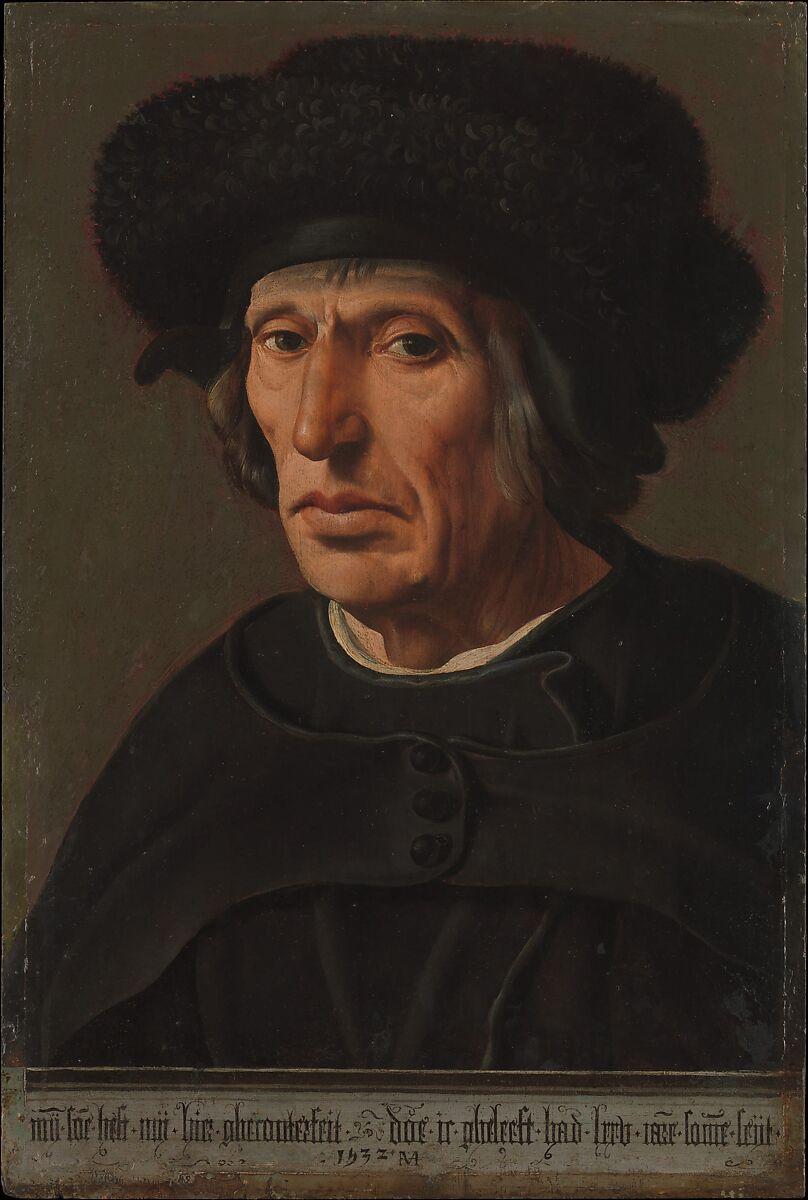 Maarten Van Heemskerck Jacob Willemsz Van Veen 14561535