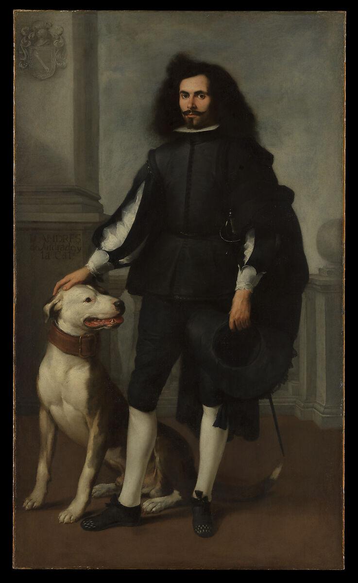 Bartolomé Estebán Murillo | Don Andrés de Andrade y la Cal
