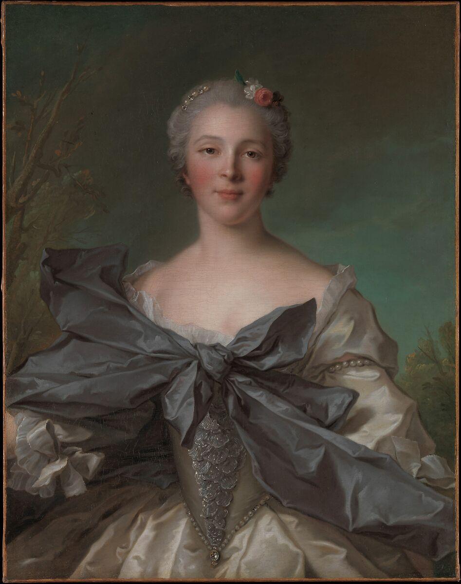 Jean Marc Nattier | Marie Françoise de La Cropte de St. Abre, Marquise d'Argence (born 1714) | The Met