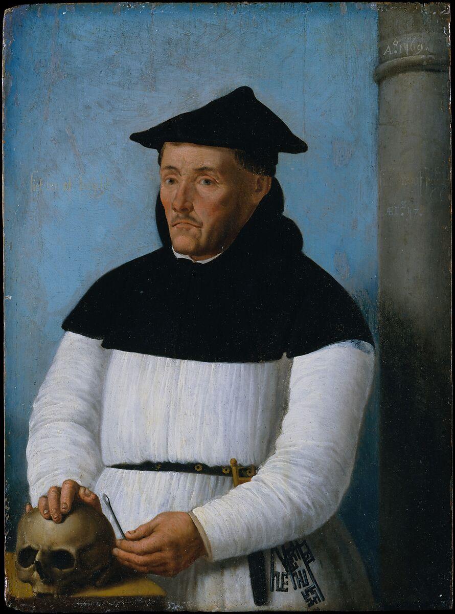 Netherlandish Painter   Portrait of a Surgeon   The Met