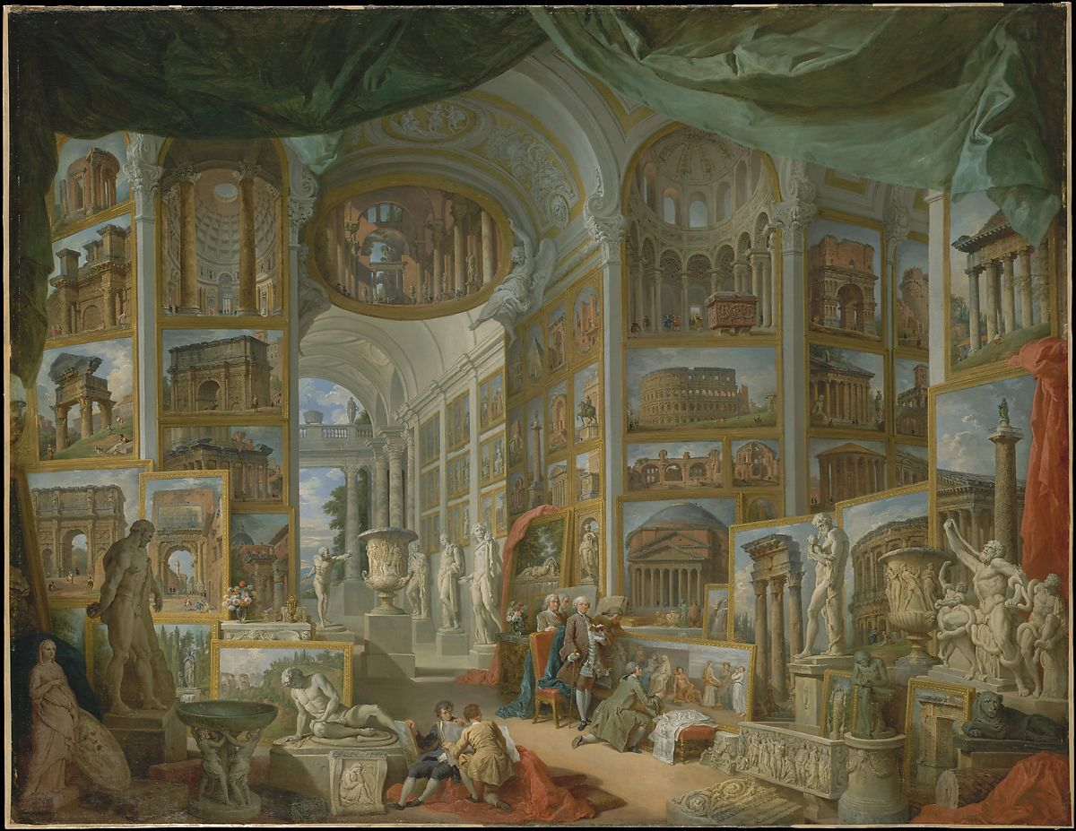 Giovanni Paolo Panini | Ancient Rome | The Met