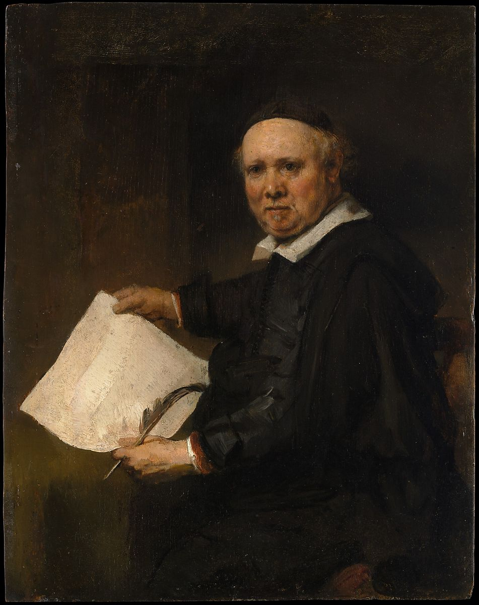 Rembrandt (Rembrandt van Rijn) | Lieven Willemsz van Coppenol (born about 1599, died 1671 or later) | The Met