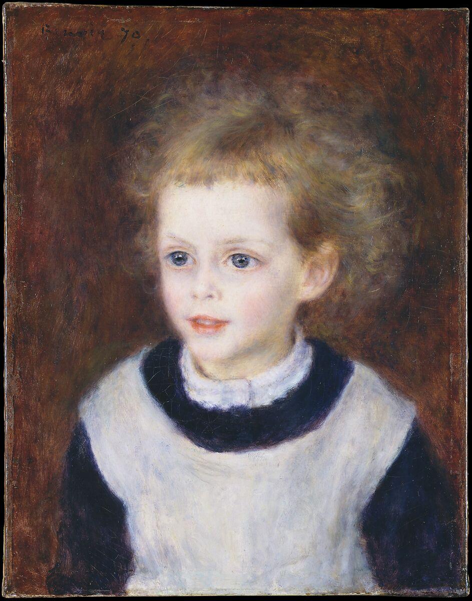 Auguste Renoir | Marguerite-Thérèse (Margot) Berard (1874–1956) | The Met
