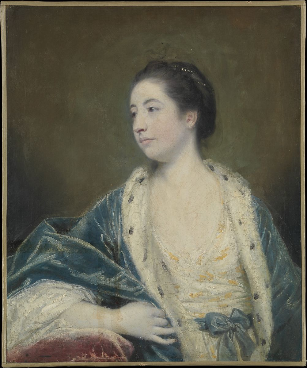 Sir Joshua Reynolds | Portrait of a Woman | The Met