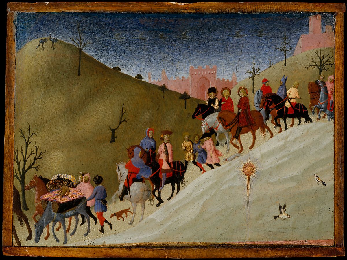 Pilgrimage in Medieval Europe | Essay | The Metropolitan Museum of ...