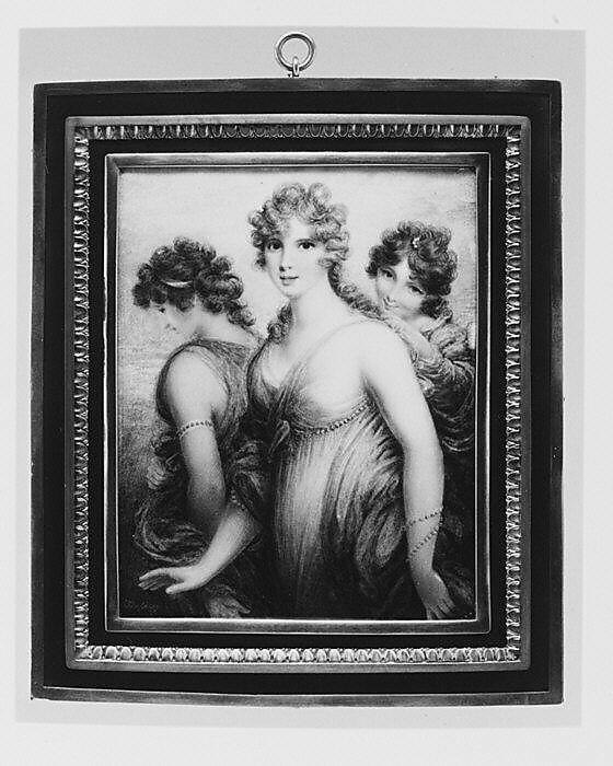 The Hours, Samuel Shelley (British, London 1756–1808 London), Ivory