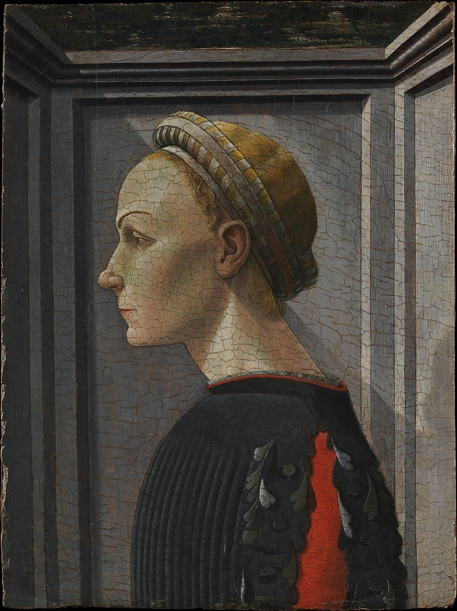Attributed to Giovanni di Franco | Portrait of a Woman | The Met