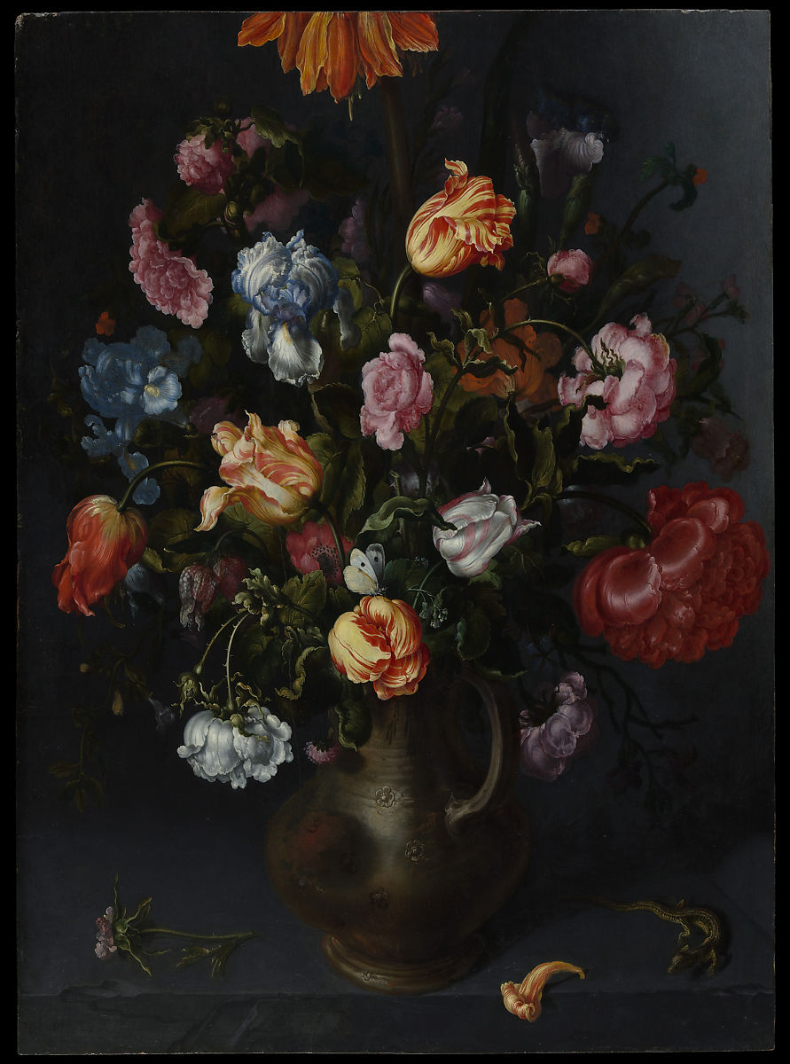 Jacob Vosmaer | A Vase with Flowers | The Met
