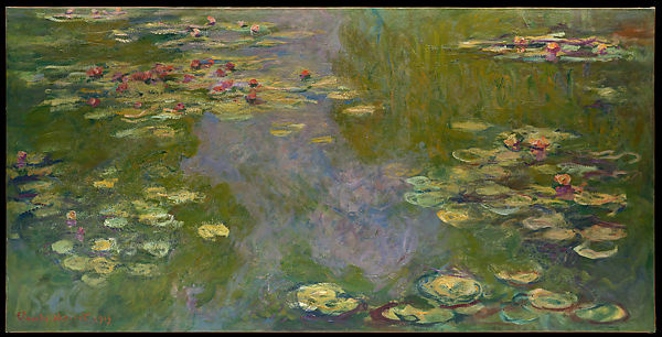 Claude Monet | Water Lilies | The Met