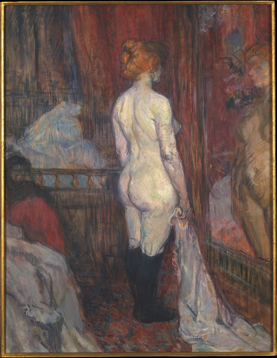 Henri Toulouse-Lautrec: paintings by artist 18