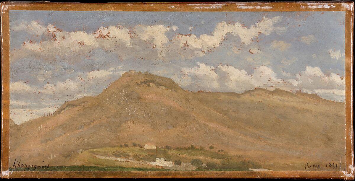 Henri-Joseph Harpignies | Landscape near Rome | The Met