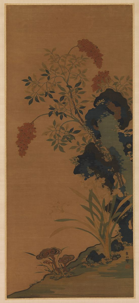 Winter Flowers   China   Ming dynasty (1368–1644)   The Met