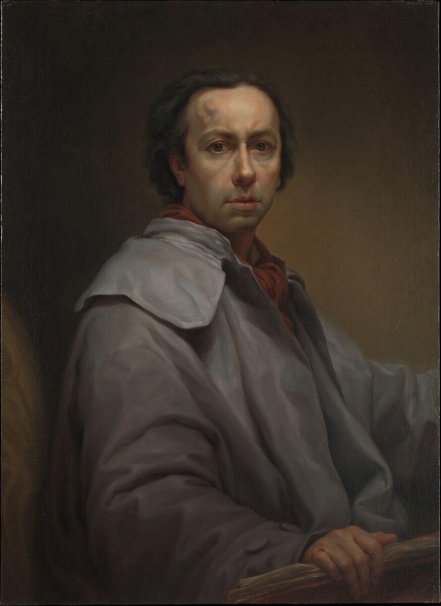 Anton Raphael Mengs | Self-Portrait | The Met