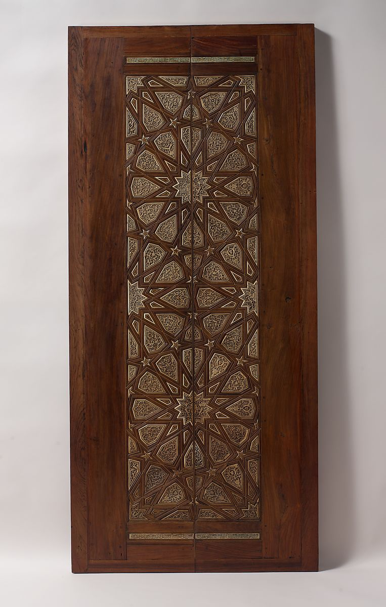 square wall deor.htm geometric patterns in islamic art essay the metropolitan  geometric patterns in islamic art