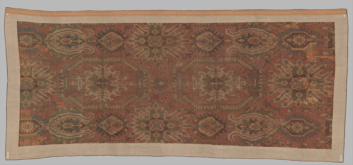 Carpets From The Ic World 1600