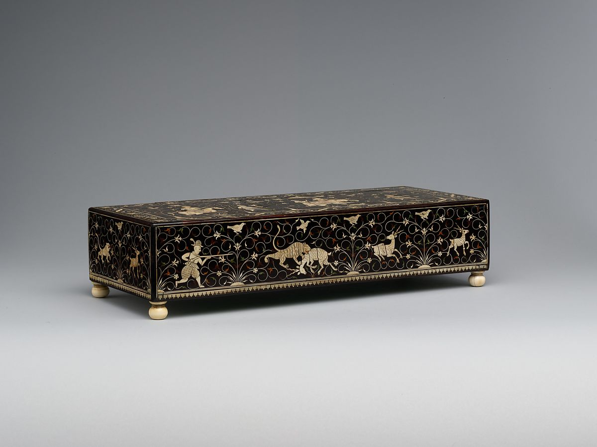 Inlaid Box for the Portuguese Market | The Met