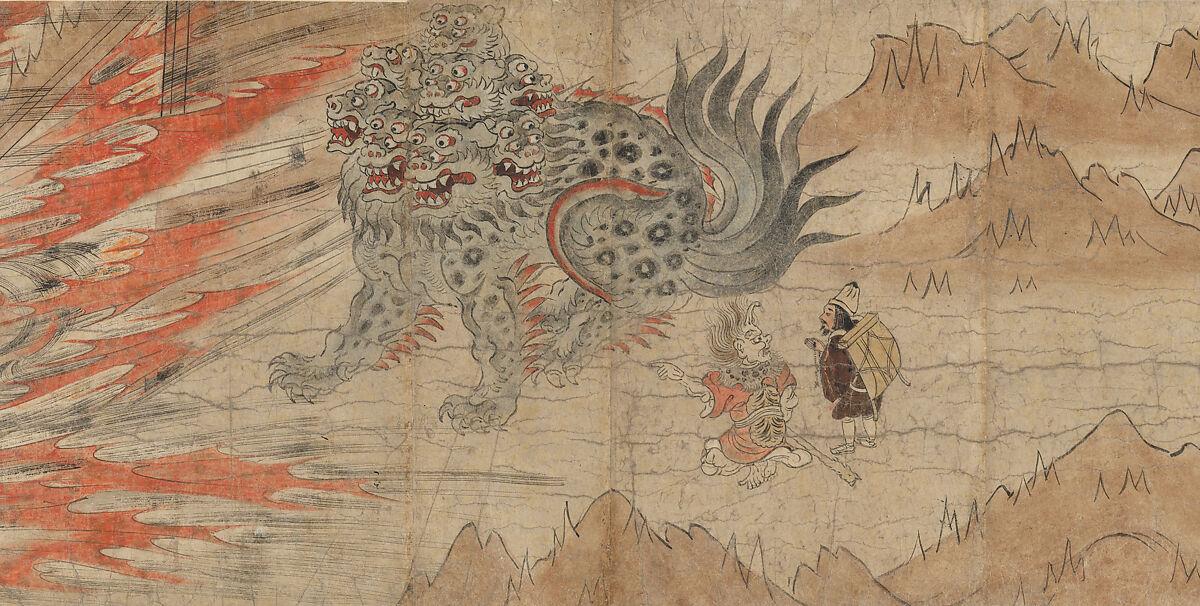 Yamato E Painting Essay The Metropolitan Museum Of Art Heilbrunn Timeline Of Art History
