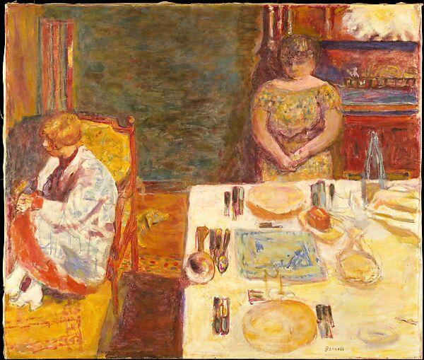 Interpreting Bonnard Color and Light