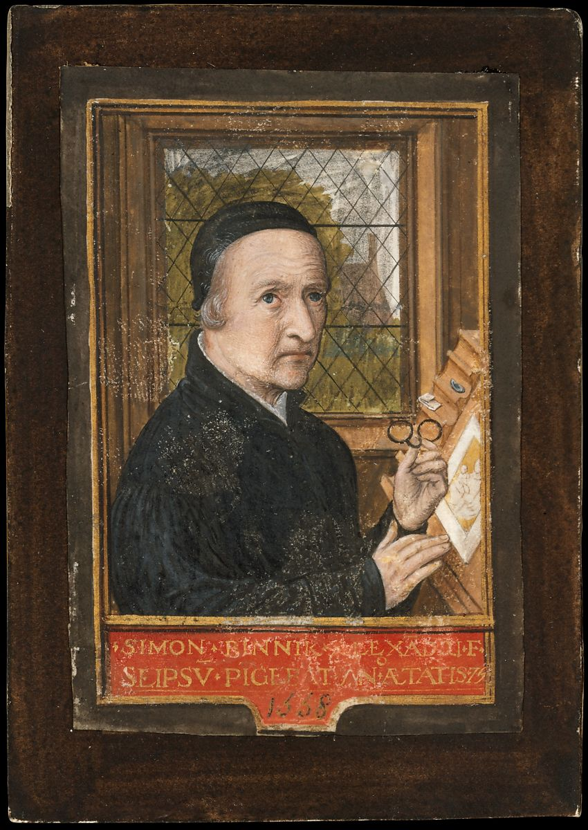 Simon Bening   Self-portrait   The Metropolitan Museum of Art