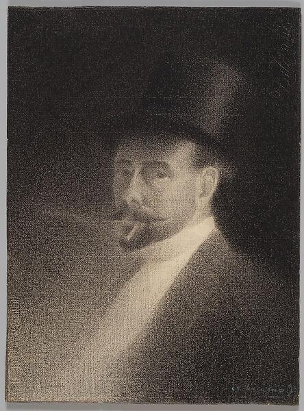 Charles Angrand | Self-Portrait | The Met