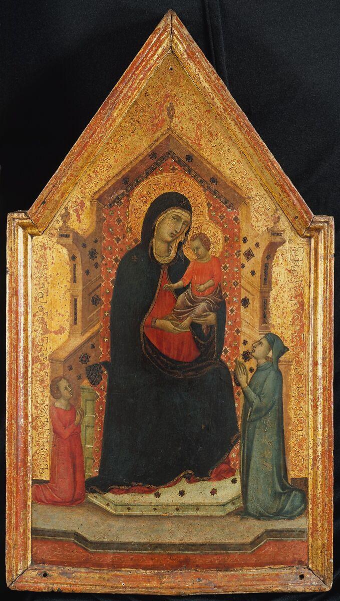 Engaged molding | Italian, Siena | The Met